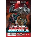 CAPTAIN AMERICA 7. MARVEL NOW!