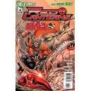 RED LANTERNS N°4 DC RELAUNCH (NEW 52)