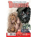 FEARLESS DEFENDERS 4 AU. MARVEL NOW