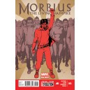 MORBIUS THE LIVING VAMPIRE 5. MARVEL NOW!