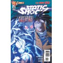 STATIC SHOCK N°4 DC RELAUNCH (NEW 52)