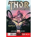 THOR GOD OF THUNDER 8. MARVEL NOW!
