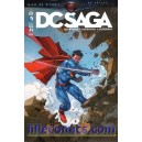 DC SAGA HORS SERIE 1. SUPERMAN. SUPERBOY. SUPERGIRL. HE'L ON EARTH'.
