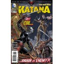 KATANA 5. DC RELAUNCH (NEW 52)