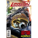 LEGION OF SUPER-HEROES 21. DC RELAUNCH (NEW 52)