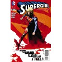 SUPERGIRL 21. DC RELAUNCH (NEW 52)