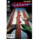 JUSTICE LEAGUE OF AMERICA 5. DC RELAUNCH (NEW 52).