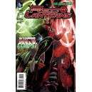 RED LANTERNS 21. DC RELAUNCH (NEW 52).