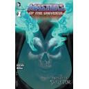 MASTERS OF THE UNIVERSE THE ORIGIN OF SKELETOR 1. DC COMICS.