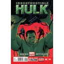 INDESTRUCTIBLE HULK 9. MARVEL NOW!