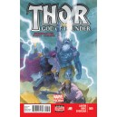 THOR GOD OF THUNDER 9. MARVEL NOW!