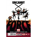 UNCANNY X-FORCE 6. MARVEL NOW!