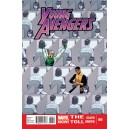 YOUNG AVENGERS 6. MARVEL NOW!