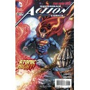 ACTION COMICS 22. DC RELAUNCH (NEW 52)