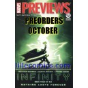 PREVIEWS MARVEL 13. PRECOMMANDES LILLE COMICS. PREORDERS OCTOBER.
