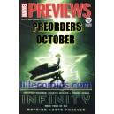 PREVIEWS MARVEL 13. PRECOMMANDES LILLE COMICS. PREORDERS OCTOBER.