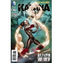KATANA 6. DC RELAUNCH (NEW 52)