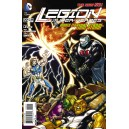 LEGION OF SUPER-HEROES 22. DC RELAUNCH (NEW 52)