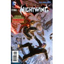 NIGHTWING 22. DC RELAUNCH (NEW 52).