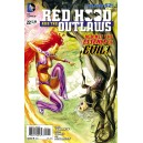 RED HOOD AND THE OUTLAWS 22. DC RELAUNCH (NEW 52).