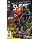 SUPERBOY 22. DC RELAUNCH (NEW 52)