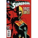 SUPERGIRL 22. DC RELAUNCH (NEW 52)