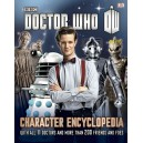 DOCTOR WHO CHARACTER ENCYCLOPEDIA COMPENDIUM HC