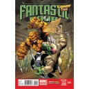 FANTASTIC FOUR 10. MARVEL NOW!