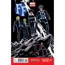 FF 10. MARVEL NOW!