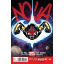 NOVA 6. MARVEL NOW!