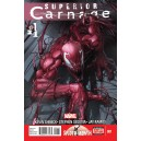 SUPERIOR CARNAGE 1. MARVEL NOW!