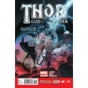 THOR GOD OF THUNDER 10. MARVEL NOW!