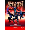 UNCANNY AVENGERS 10. MARVEL NOW!