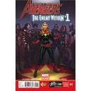 AVENGERS THE ENEMY WITHIN 1. MARVEL.