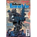 BLUE BEETLE N°4 DC RELAUNCH (NEW 52)