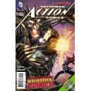 ACTION COMICS 23. DC RELAUNCH (NEW 52)