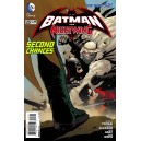BATMAN AND ROBIN 23. BATMAN AND NIGHTWING 23. DC RELAUNCH (NEW 52)