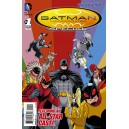 BATMAN, INCORPORATED SPECIAL 1. DC RELAUNCH (NEW 52)