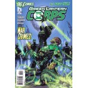 GREEN LANTERN CORPS N°4 DC RELAUNCH (NEW 52)