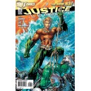 JUSTICE LEAGUE N°4 DC RELAUNCH (NEW 52)