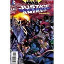 JUSTICE LEAGUE OF AMERICA 7. TRINITY OF WAR. DC RELAUNCH (NEW 52)