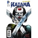 KATANA 7. DC RELAUNCH (NEW 52)
