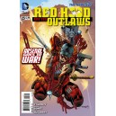 RED HOOD AND THE OUTLAWS 23. DC RELAUNCH (NEW 52).