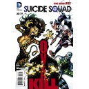 SUICIDE SQUAD 23. DC RELAUNCH (NEW 52).