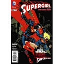 SUPERGIRL 23. DC RELAUNCH (NEW 52)