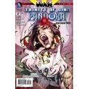 TRINITY OF SIN 3. PANDORA. DC RELAUNCH (NEW 52)