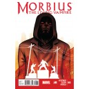 MORBIUS THE LIVING VAMPIRE 8. MARVEL NOW!
