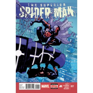 SUPERIOR SPIDER-MAN 17. SPIDER-MAN 2099. MARVEL NOW!