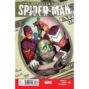 SUPERIOR FOES OF SPIDER-MAN 3. MARVEL NOW!