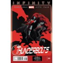 THUNDERBOLTS 15. MARVEL NOW!